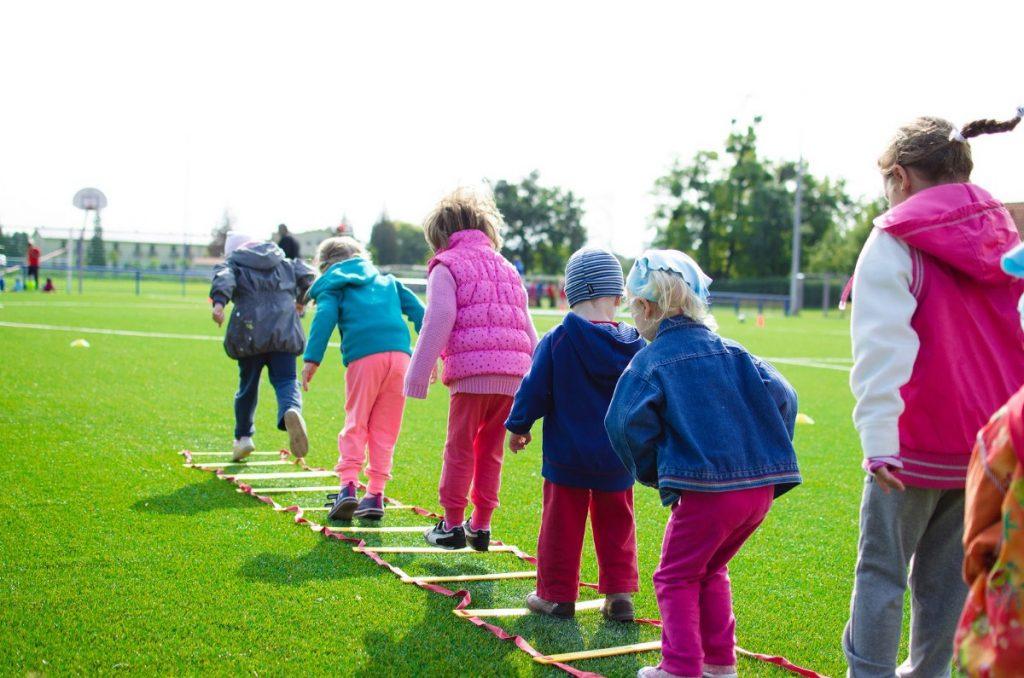 Sport für Kinder mit Neurodermitis