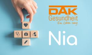 Nia & DAK kooperieren